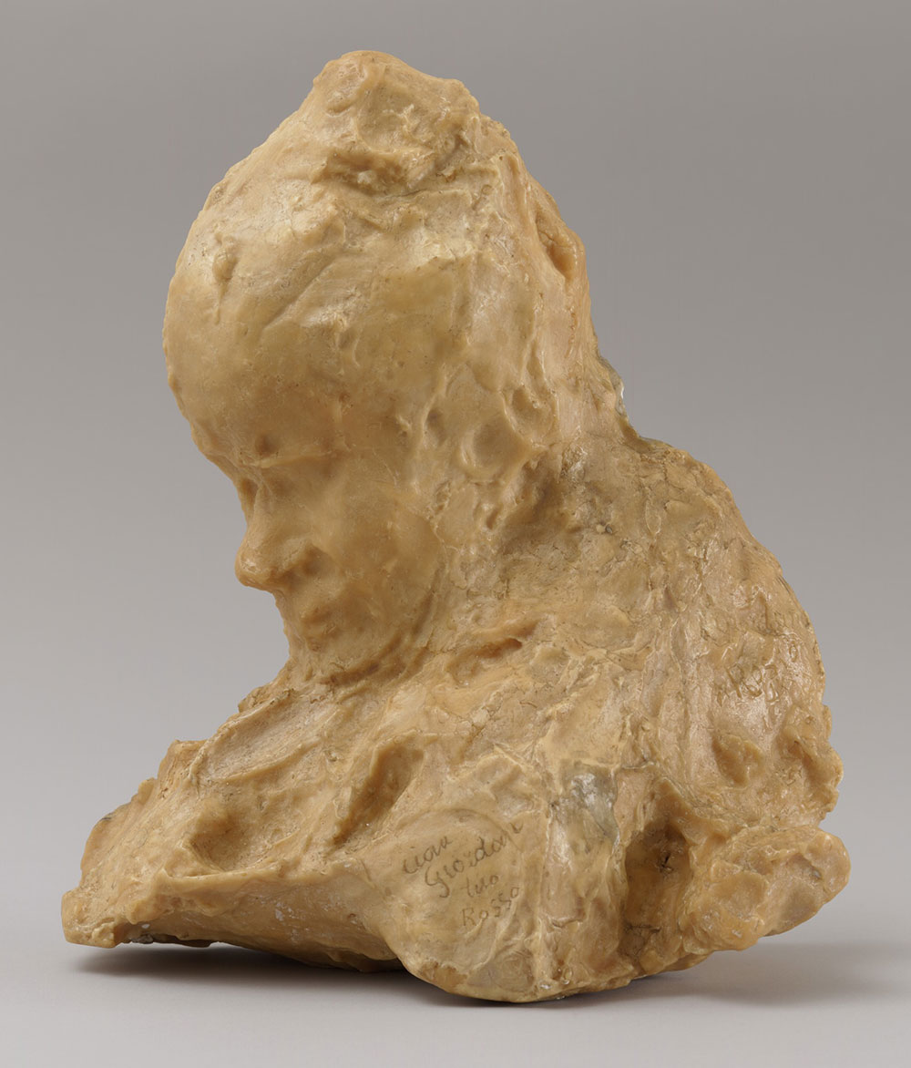 Medardo Rosso - The Concierge 1883